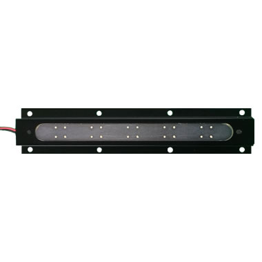 0105HY flat panel speaker tactile transducer front view